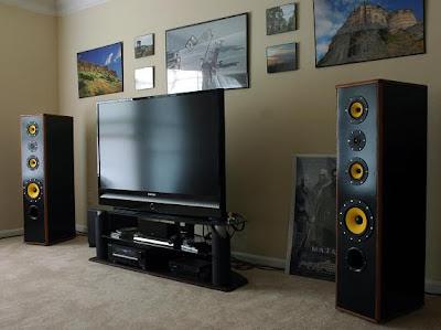 Hi-Vi DIT 3Way Tower Speaker Project