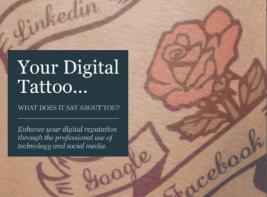 Your Digital Tattoo What The Web Says About You For Staff