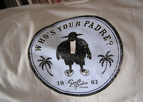 Who's Your Padre Official Seal .01