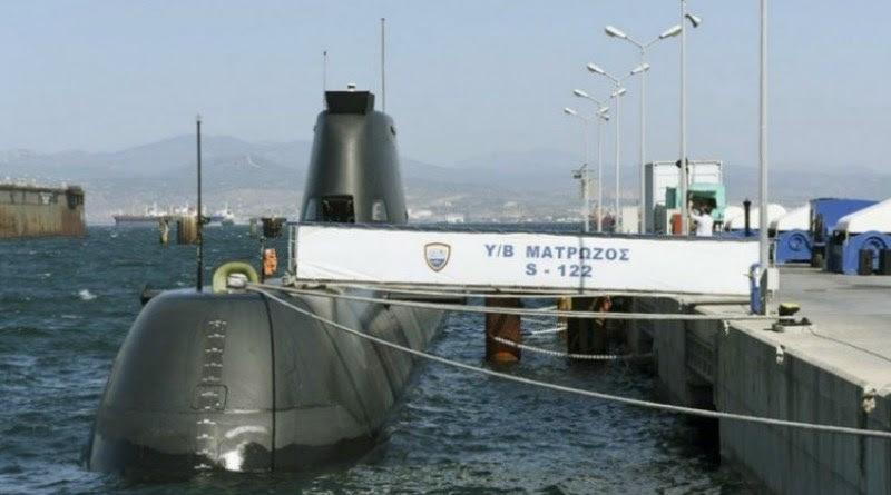 HS Matrozos (S-122)