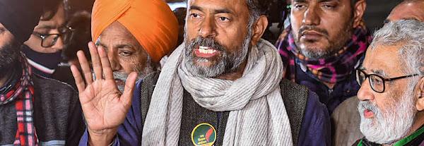 I feel ashamed and take responsibility: Yogendra Yadav on violence during tractor parade