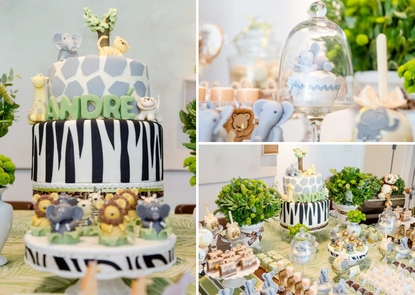 Baby Shower Food Ideas Baby Shower Decoration Ideas Jungle Theme