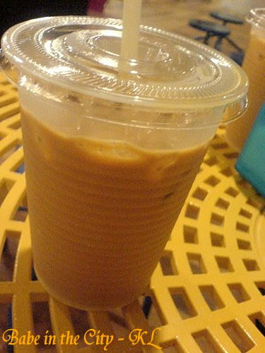 sbread - thai iced tea