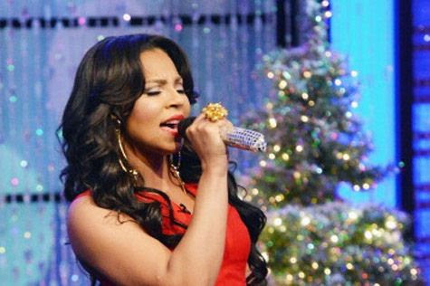 Live with Kelly & Michael (12/2012), Ashanti