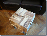 Plant pot coffee table