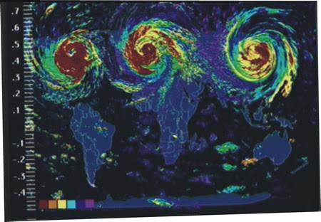 3 Super Storms