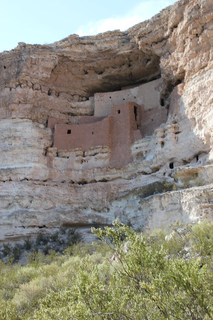 Montezuma's Castle National Monument