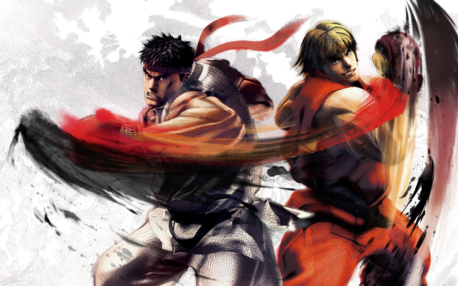 Street Fighter Hd Wallpapers 58 Images