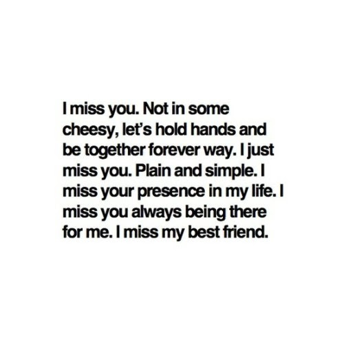 I Miss My Best F I Miss My Best Friend Quotes Tumblr Honey