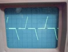 công tắc volt-div trong phạm vi 10 V