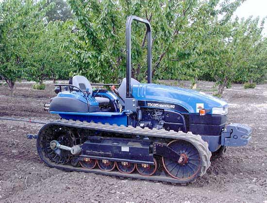 Trattori agricoli usati, macchine: Trattori cingoli gomma