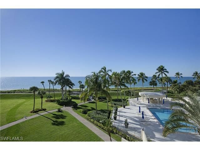 Naples Gulf-front Condo, 2 BR at Meridan Club