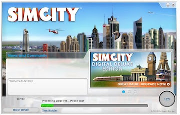 Sim City 5 Deluxe Edition