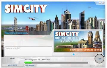 Sim City 5 Deluxe Edition