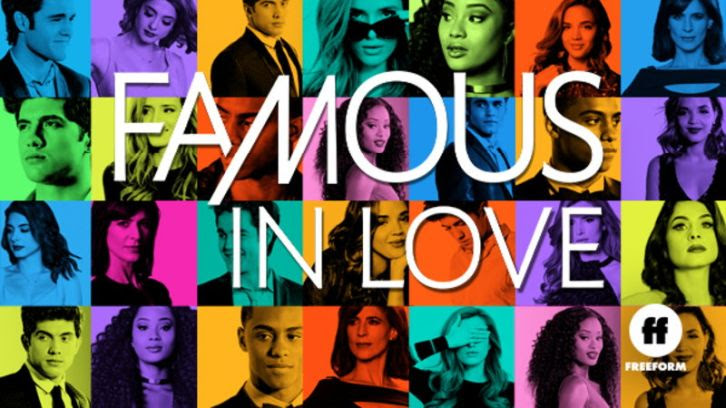 Famous In Love - Renewed for a 2nd Season