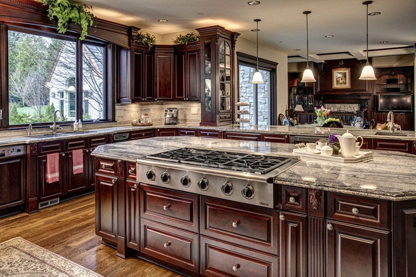 Seven Doubts You Should Clarify About Solid Wood Kitchen