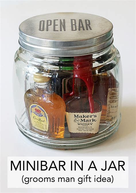 Treat the Man in Your Life to One of These Fun Gifts in a Jar