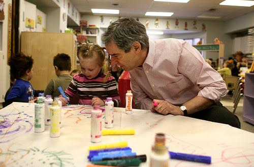 Giving our Children the best possible start in life // assurons un excellent démarrage pour nos enfants