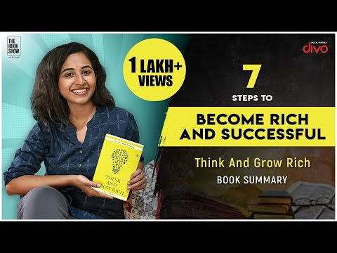 7 Steps to become Rich and Successful