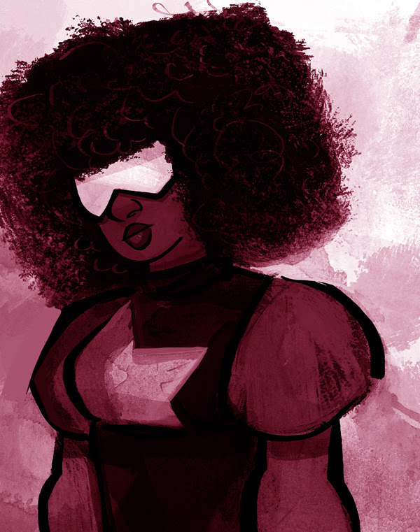 this is Garnet, back together