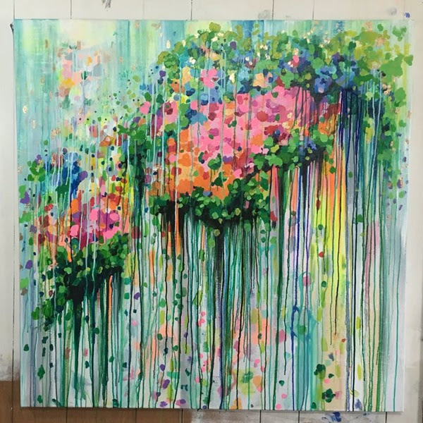 Canvas Paintings For Beginners Ideas Blog Wall Decor