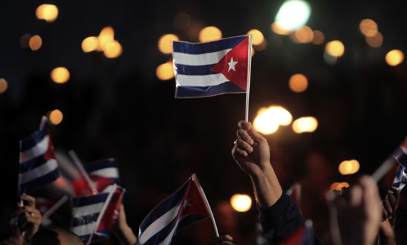 Marcha de las Antorchas. Foto: Ladyrene Pérez/ Cubadebate