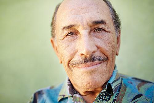 An older gentleman