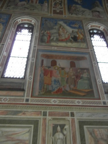 DSCN0706 _ Giotto Frescoes in Scrovegni Chapel, Padova, 12 October