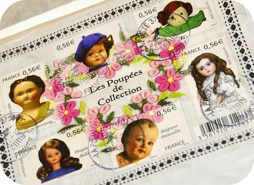 Stamps ~ Les Poupées de Collection