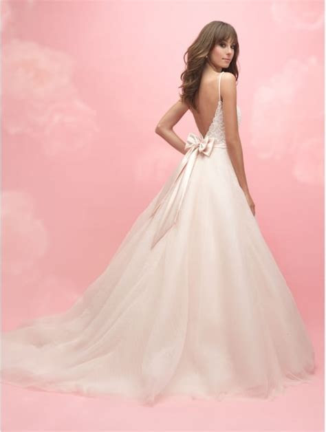 Allure Bridals Romance 3050 Adorable Baby Pink Tulle
