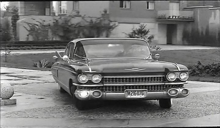 IMCDb.org: 1959 Cadillac Fleetwood 60 Special [6029M] in ...