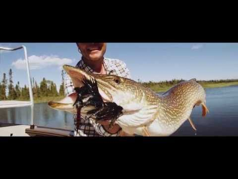 Why Guides Tie Pike Flies