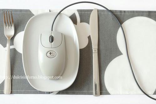 Mouse Forchetta Coltello-Mouse Fork Knife