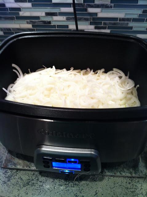 IMG_1728 Sautéing onions
