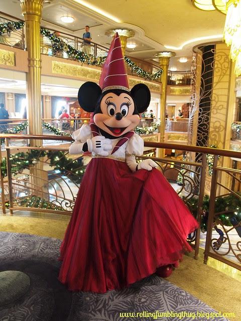 Minnie Mouse - Disney Cruise Line