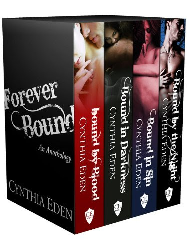 Forever Bound (A Vampire And Werewolf Romance Anthology) by Cynthia Eden