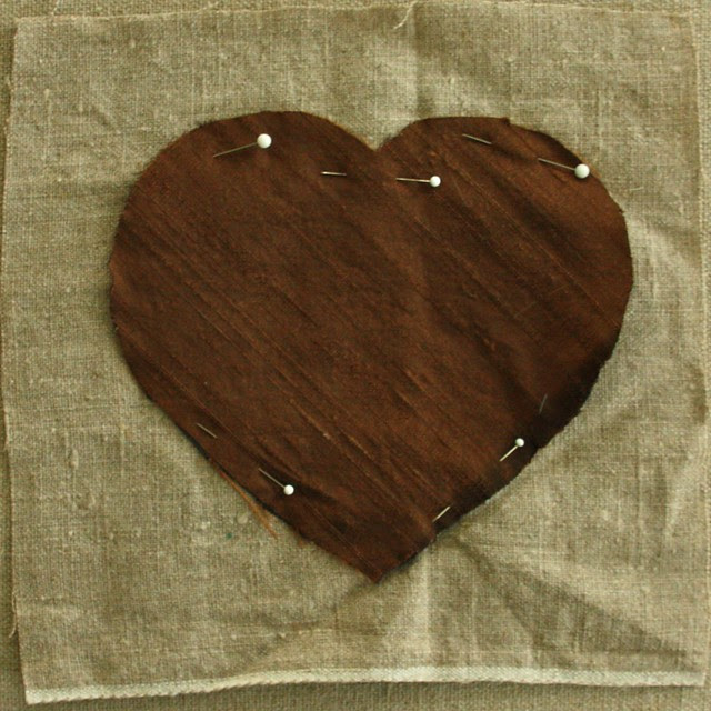 Brown Heart WIP