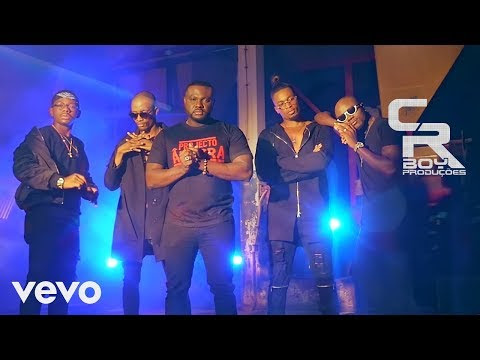 Projecto Âncora ft. Celso Notiço, Mauro Flow, Twenty Fingers, MG - Ma Baby ( Oficial Video Music)