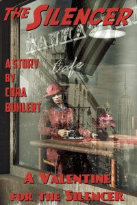 A Valentine for the Silencer by Cora Buhlert