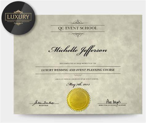 Luxury Wedding & Event Planning Specialization   QC Event