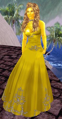 Color Challenge Goldenrod December 20 2010