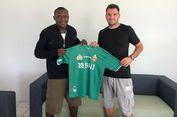 Manajer Bhayangkara FC Berharap Herman Dzumafo Bisa Buktikan Kualitas