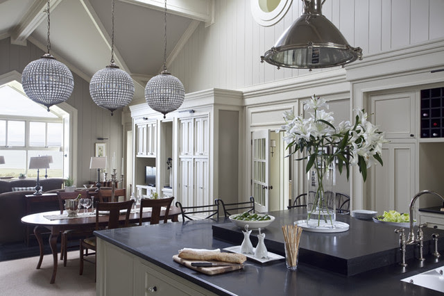 Wall Morris Design | New England Style House | Kerry, Ireland