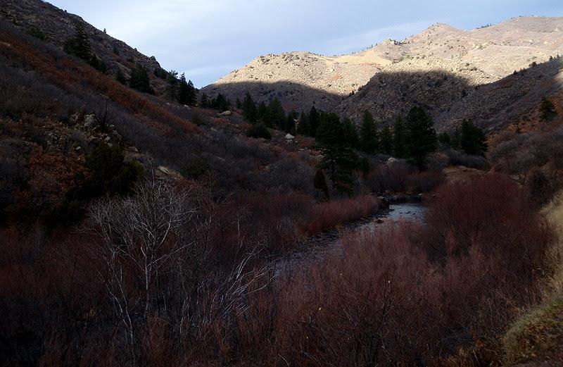 Upper Waterton Canyon