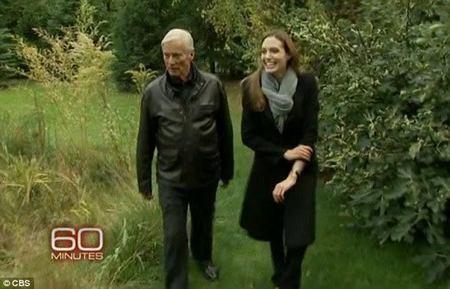 In the Land of Milk and Honey: correspondente da CBS Bob Simon visitas a atriz em Budapeste