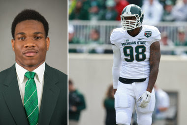 I Would Be 'Probably Dead' Without Football, MSU Lineman From S. Side Says