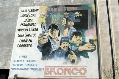 Cartelera Cines Piojito Monterrey