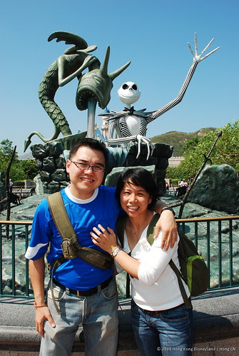 Halloween month in Hong Kong Disneyland