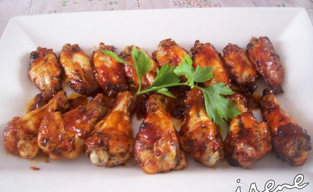 La cocina casera de irene alitas de pollo con adobo de for La cocina casera