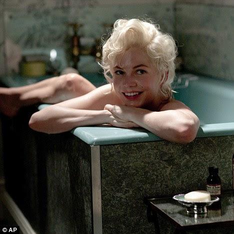 Deusa da tela: Em jogo Marilyn, Michelle Williams só poderia alcançar o que a atriz não fez - ganhar um Oscar